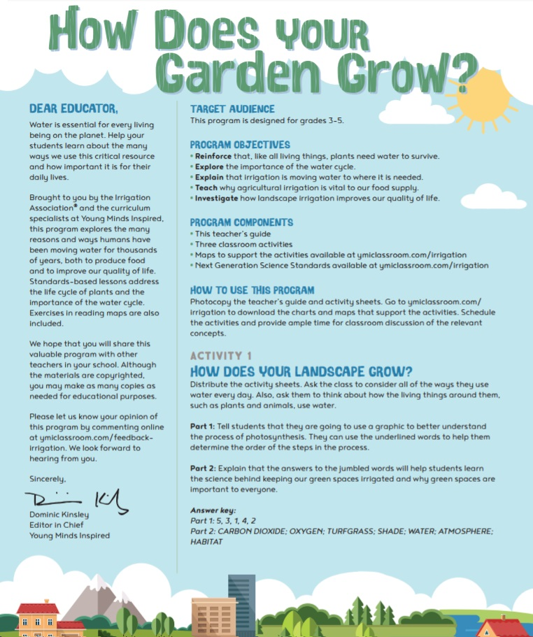 Elementary School Curriculum: Elementary School Curriculum